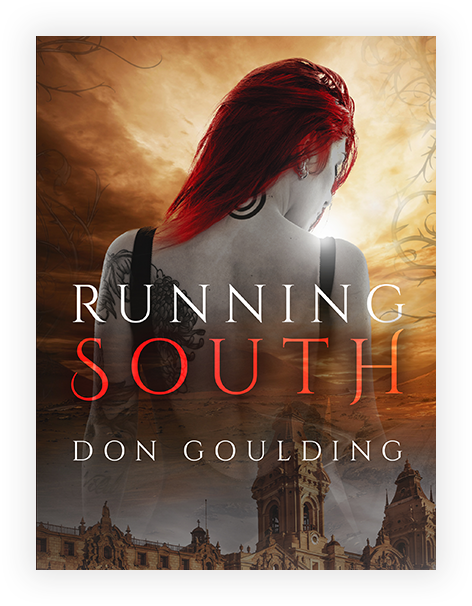 Running South - Don Goulding